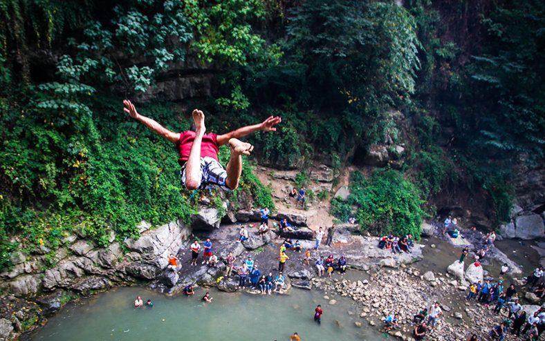 تور آبشار شیر آباد