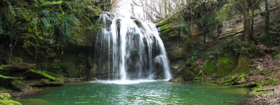 هفت آبشار و جنگل لفور