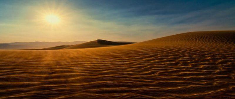 کویر مصر و دانستنی های آن