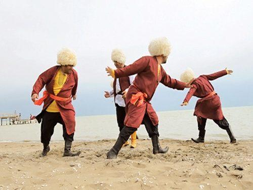 تور ترکمن صحرا