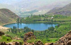 تور قلعه الموت و دریاچه اوان ۷خرداد ۱۴۰۰