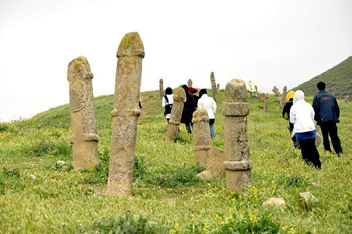 تور گورستان خالد نبی