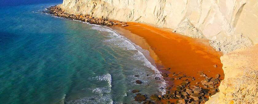 ساحل بریس دنیای زیبایی