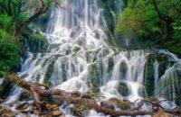 آبشار شوی بلندترین آبشار ایران