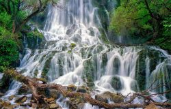تور آبشار شوی تا کول خرسان عید نوروز