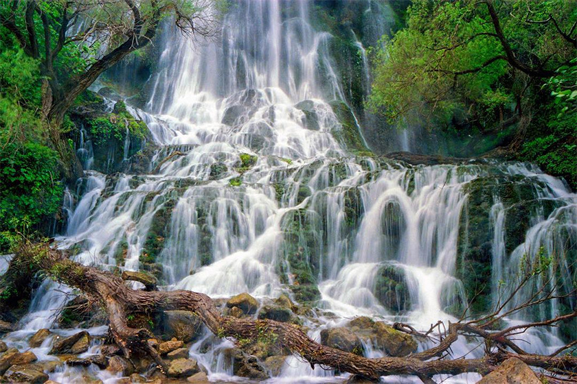 تور آبشار شوی