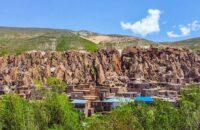 روستا صخراه ای کندوان
