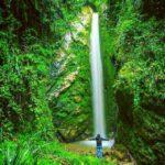 آبشار سنگ درکا